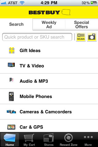 Cómo diseñar una tienda on-line para móvil 8