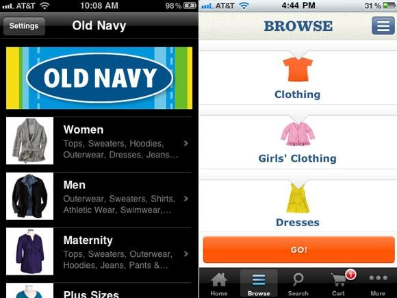 Cómo diseñar una tienda on-line para móvil 4