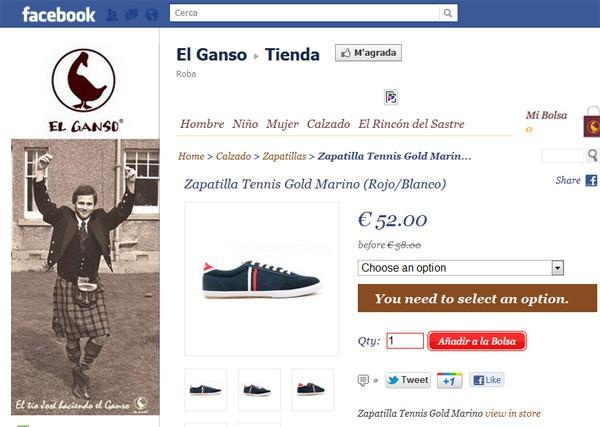 ¿Seguro que quieres tu tienda virtual en Facebook? 3