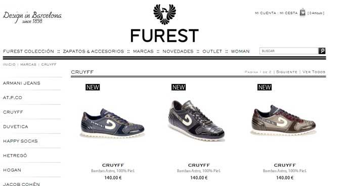 Agradable experiencia de compra en Furest online 2