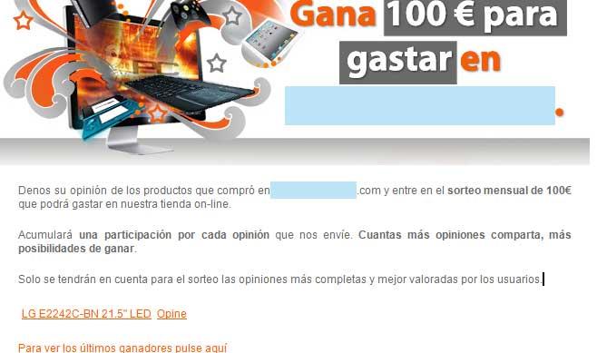 Herramientas clave para tu tienda online (I) : Comentarios de producto 1
