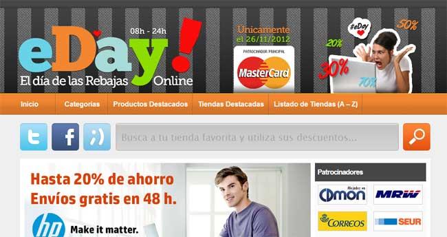 eDay, el día de las rebajas online 1