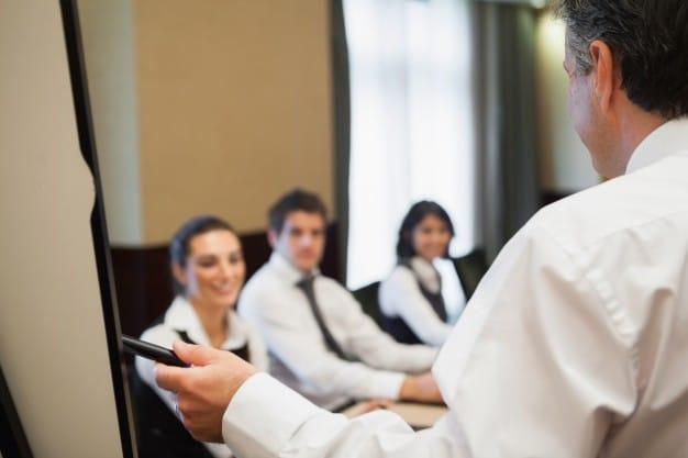 Consejos para realizar presentaciones comerciales efectivas