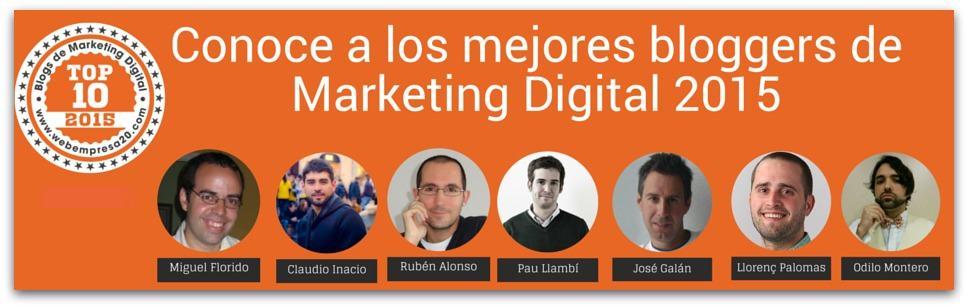 mejores blog marketing online