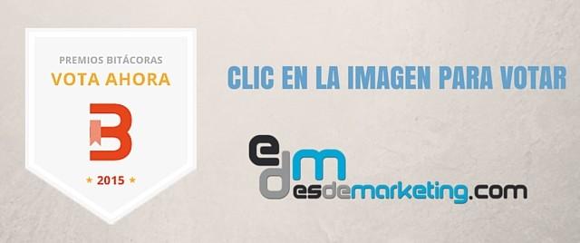 Premios Bitácoras 2015: En busca de los mejores blogs