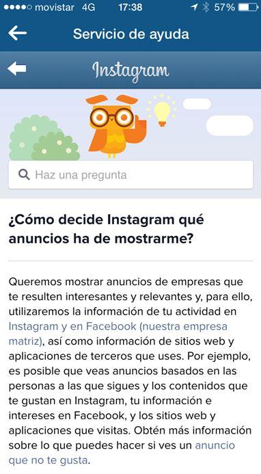 instagram anuncios