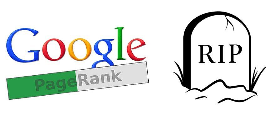 El PageRank ha muerto, ¿Y ahora qué?