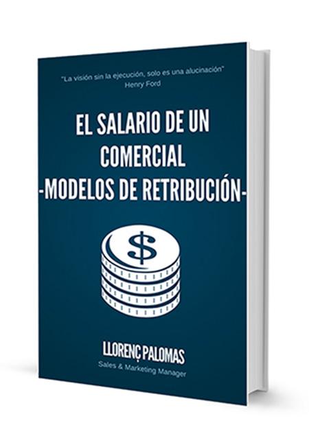 """Ebook """"Salario de un comercial, Modelos de retribución"""" 2"""