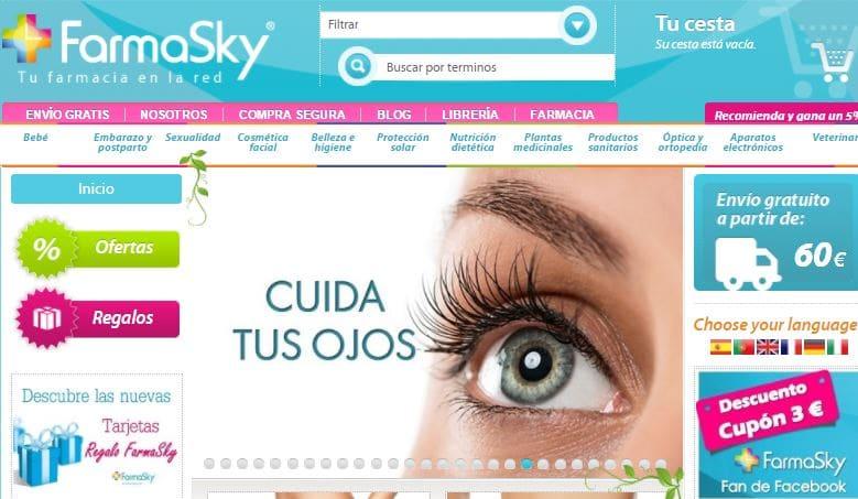 FarmaSky online