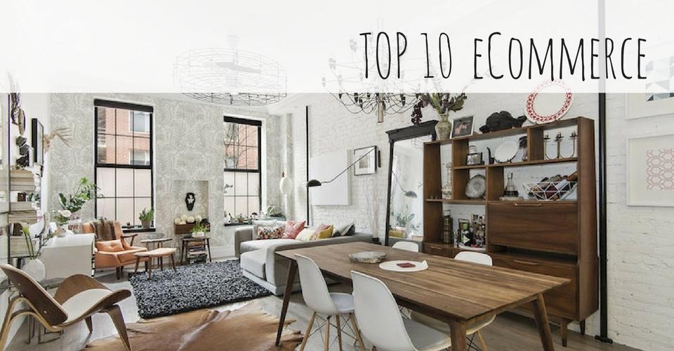 Mejores tiendas de decoración online: Las TOP 10 del mercado 1