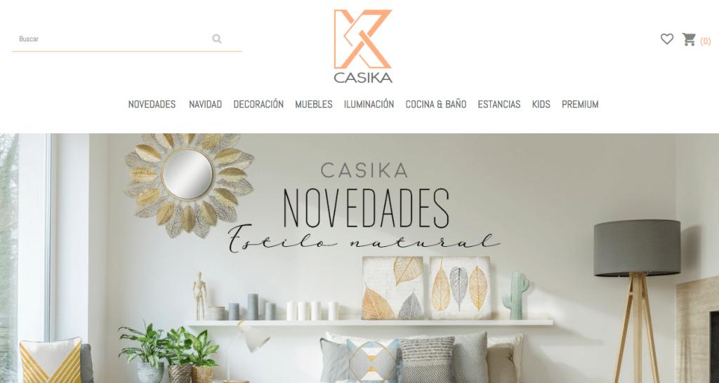 Casika tienda online