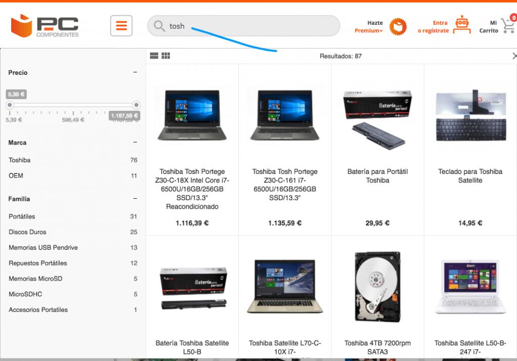 Optimiza el buscador de tu tienda online y dispara las ventas 2