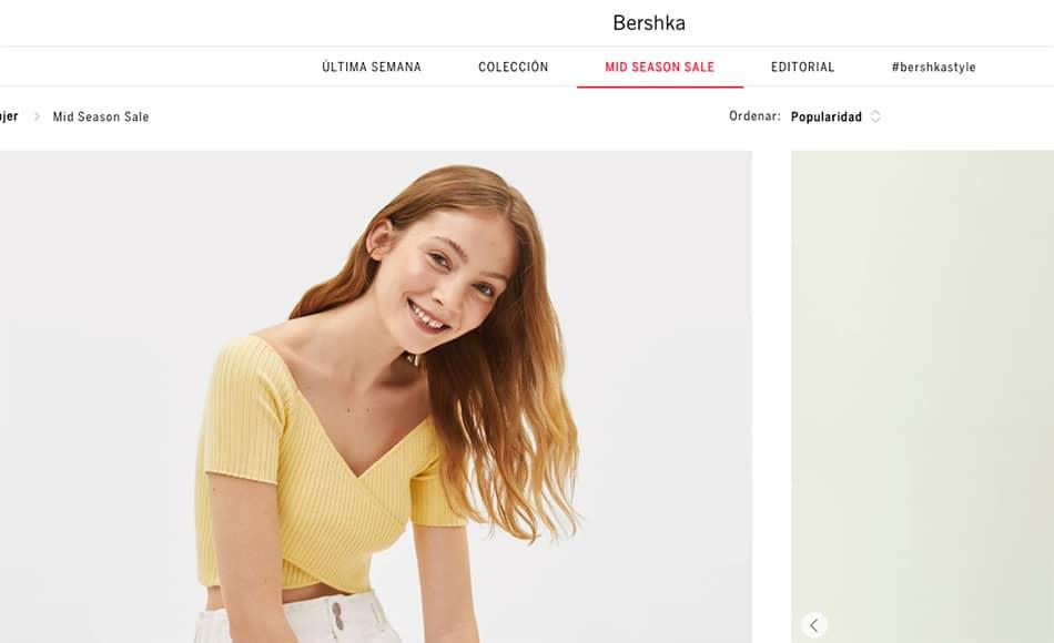 Bershka Comprar online