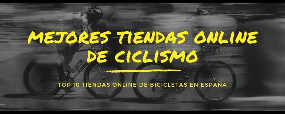mejores tiendas bicicletas