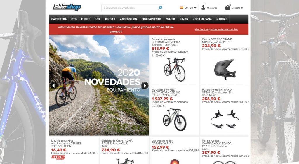 bikeshop ciclismo